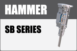 HDU - Products - Hammer SB Series